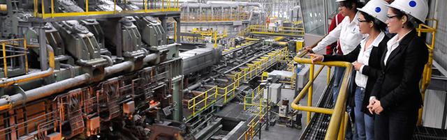Surgimiento de funciones de ingeniería industrial