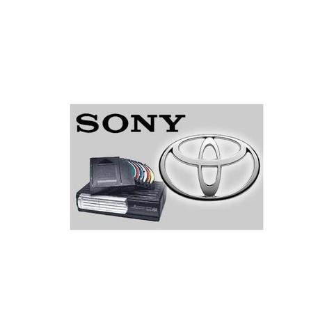 Toyota y Sony