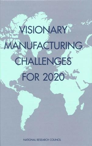 Publicación de Visionary Manufacturing Challenges for 2020