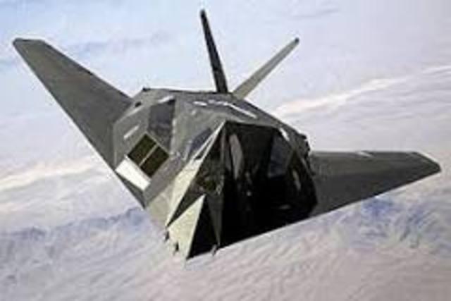 F-117 Nighterhawk