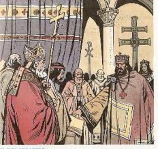 El XVIII Concilio de Toledo