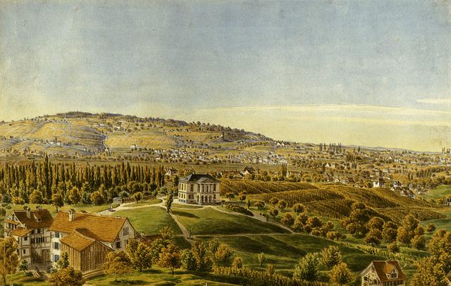 Abolición de Esclavitud en Zurich