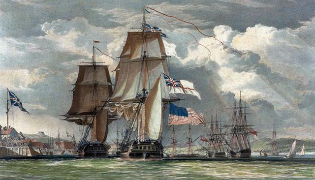 Battle of Boston Harbour