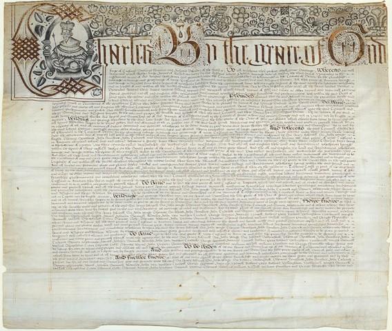 The Massachusetts Bay Charter