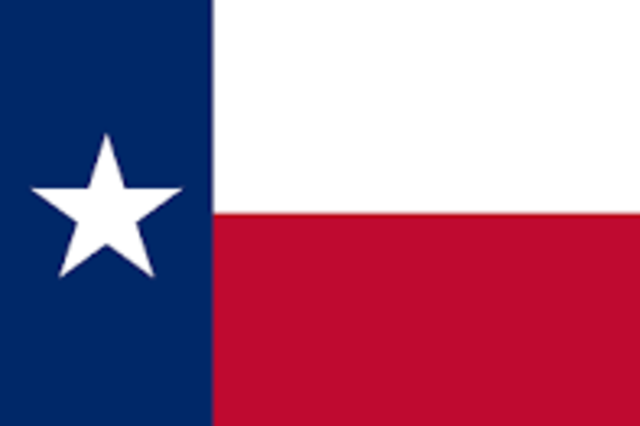 Texas becomes an independent state