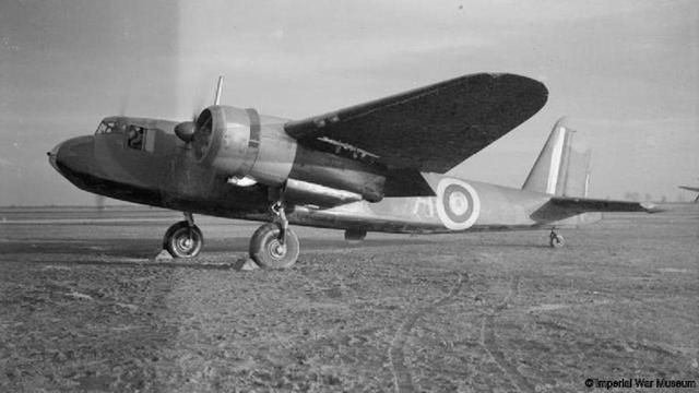 The first bomber