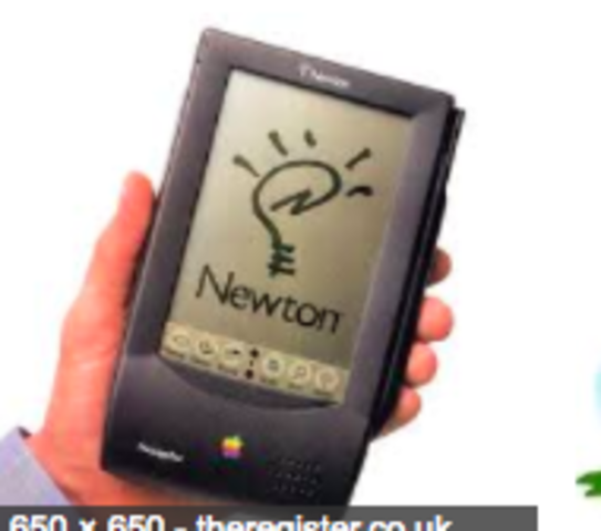 Apple presenta Newton