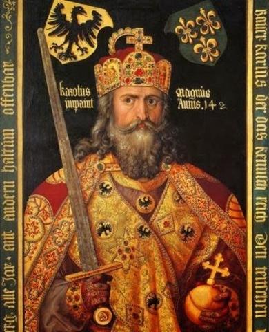 Muerte de emperador Pipino
