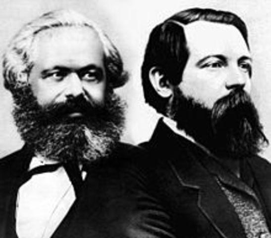 Manifiesto del Partido Comunista (Marx y Engels)