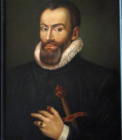 Франсуа Виет 1540-1603