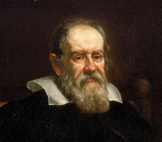 Галилео Галилей  с 1564- 1642