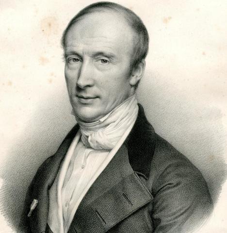 Огюстен Луи Коши 1789-1857
