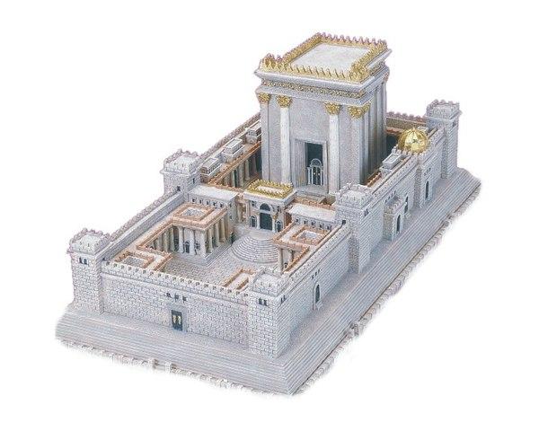 Tempel van Salomo in Jeruzalem