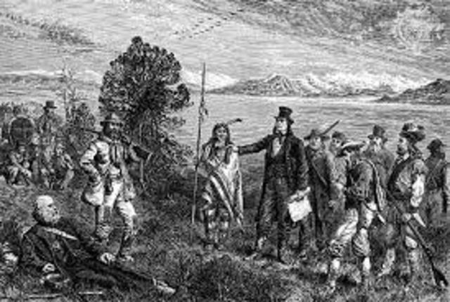 Mormon Migration to Utah