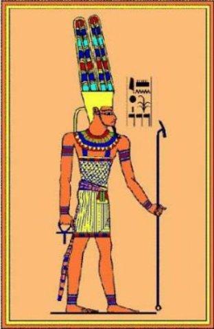 Thebe werd de hoofdstad van Egypte