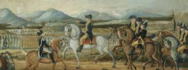 Whiskey Rebellion occurred - protest against taxes on distilled spirits