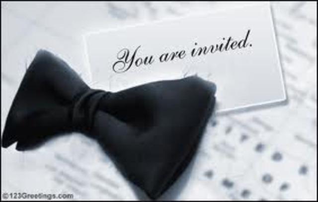 Mail invites