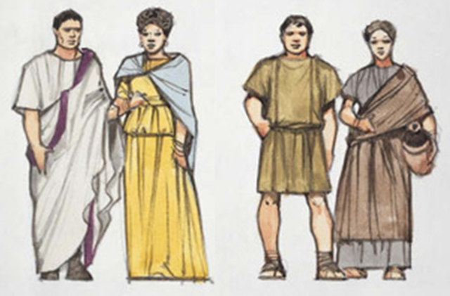 Equality betwwen Plebeians and Patricians (international date)