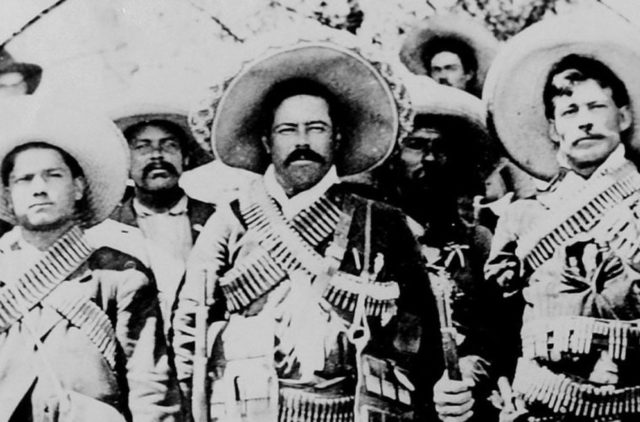 Mexican Revolution: Second stage (national date)