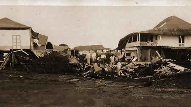 Jalisco's earthquake (national date)