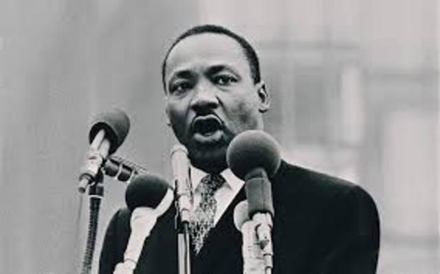 MLK jr Assassination