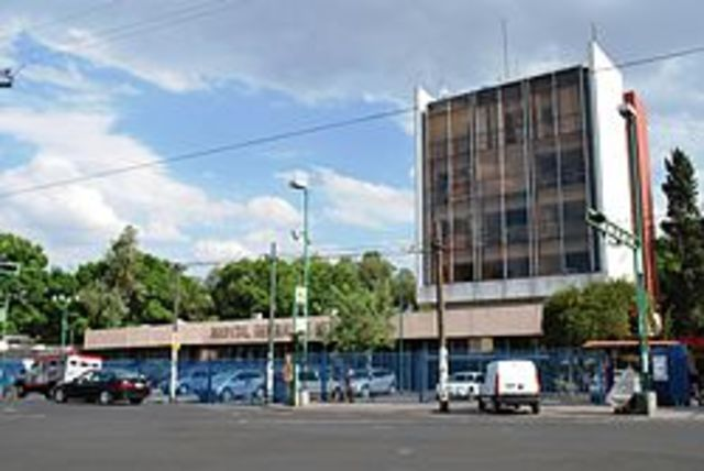 Mexican General Hospital (national date)