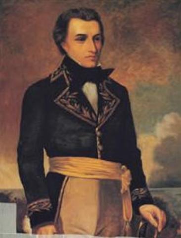 Manuel Piar (international date)