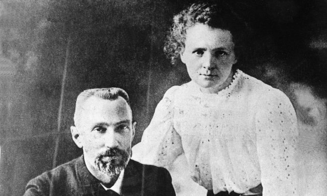 Pierre, Marie Curie, and Radioactivity