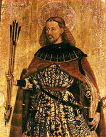 Neix Ausiàs March (1397-1409)
