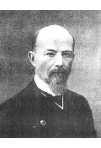 Пётр Климентьевич Энгельмейер