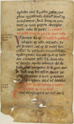Forum Iudicum (mitjans s.XII)
