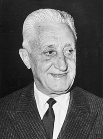 Derrocamiento de Arturo Illia