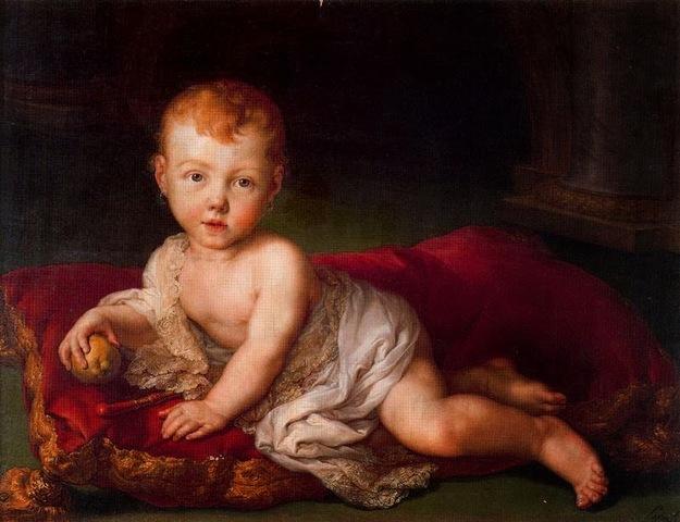 Naixament Isabel II - Pràgmatica sanció
