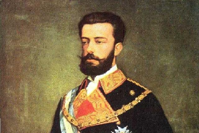 El nou monarca, Amadeu I