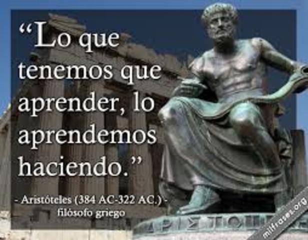 Aristóteles, Realista