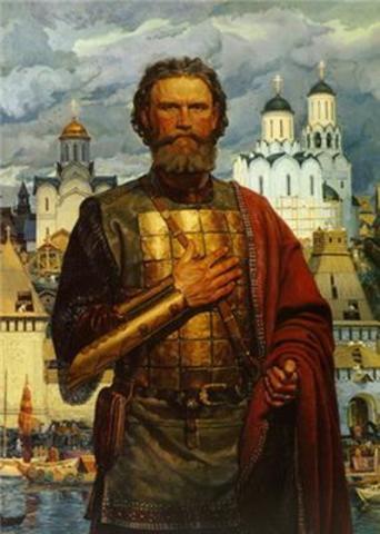 Дмитрий Донской причислен к лику святых.