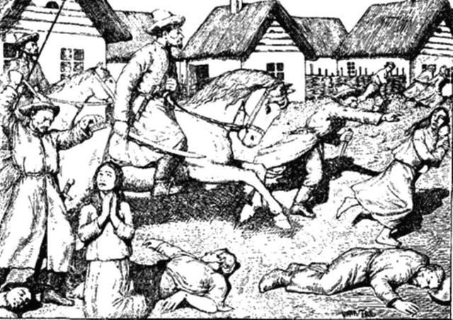 Судьбы казаков-калмыков