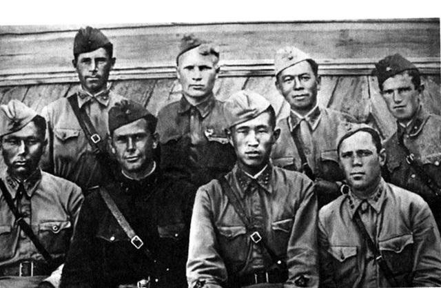 Геройство калмыков в годы Великой Отечественной войны