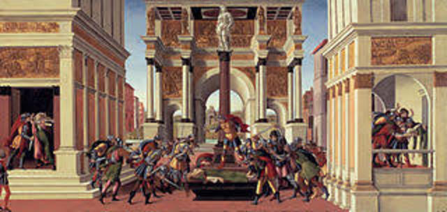Village of Rome founded