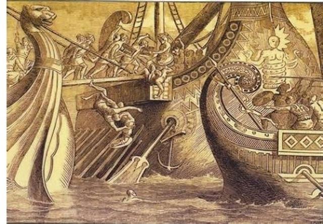 First war with Carthage (First Punic War)