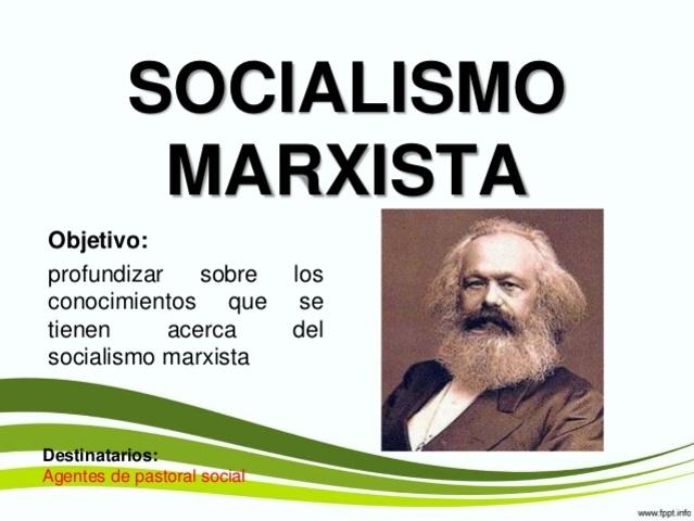 Socialismo, en esta teoría encontramos fundamentos de científicos de la teoría del conocimiento marxista, a suvez corresponde a la concepción materialista.