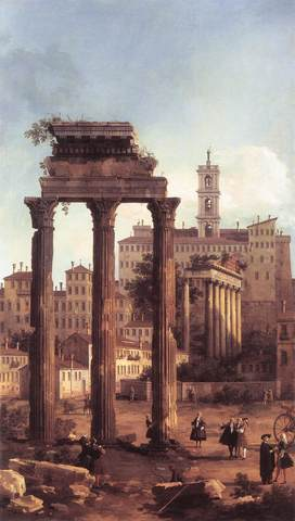 Rome was founded in 1000 B.C.