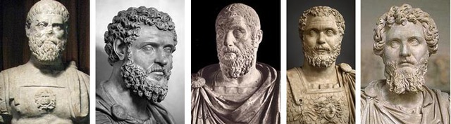 """The period of the """"Five Good Emperors"""""""