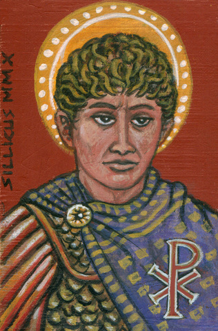 Constantine became the first Christian emperor