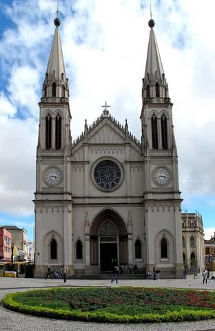 Окончено строительство кафедрального собора Пресвятой Девы Марии