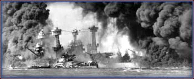 Japanese Attack Allied Harbor at Trincomalee