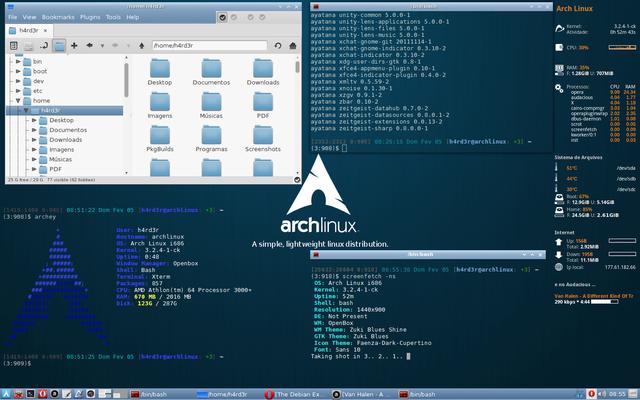 Linux:ARCH Linux