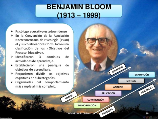 Benjamín Bloom