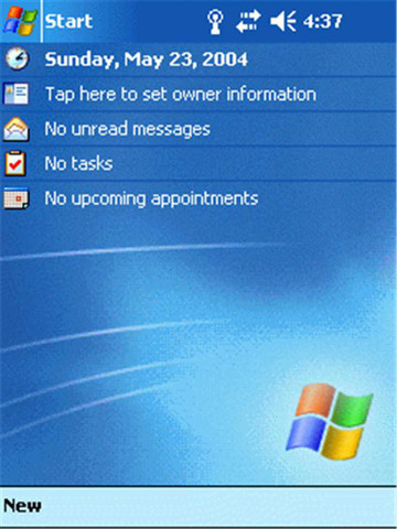 Windows Mobile 2003 Second Edition