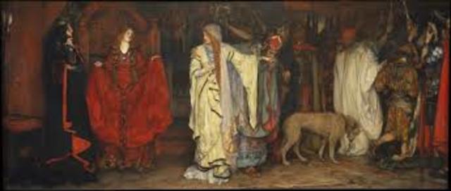 1605 Shakespeare writes King Lear